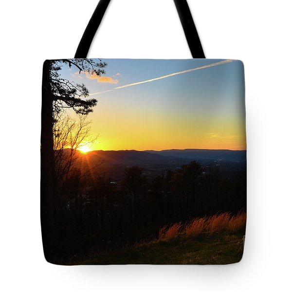 Solace And Pine Tote Bag