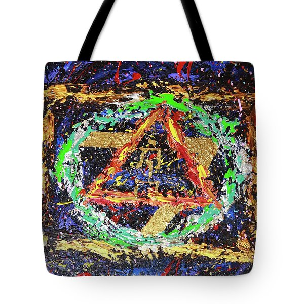 Solar Returns Tote Bag