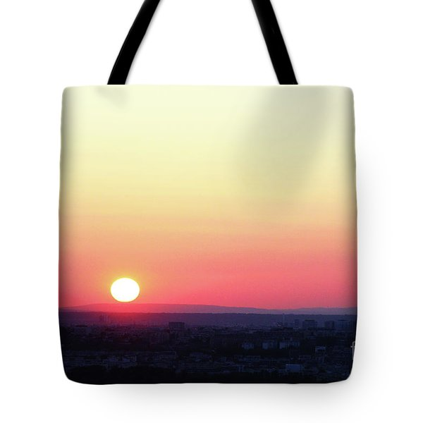 Tote Bag featuring the photograph Solar Tangent by Rick Locke