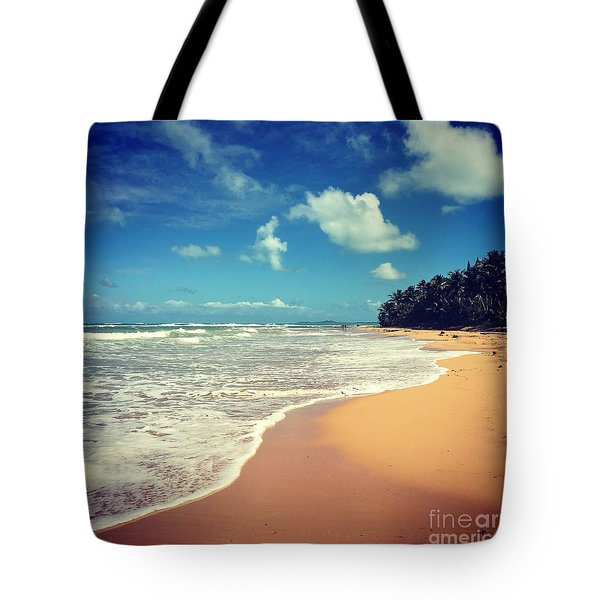 Solitude Beach Tote Bag
