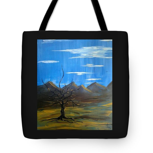 Solo And Beautiful  Tote Bag