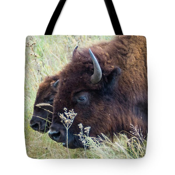 Tote Bag featuring the photograph Someone To Watch Over Me by Sally Sperry