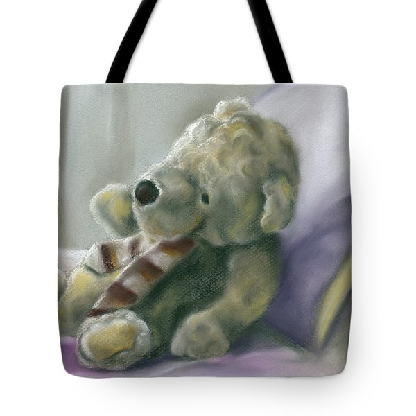 Someone Waits For Me Tote Bag