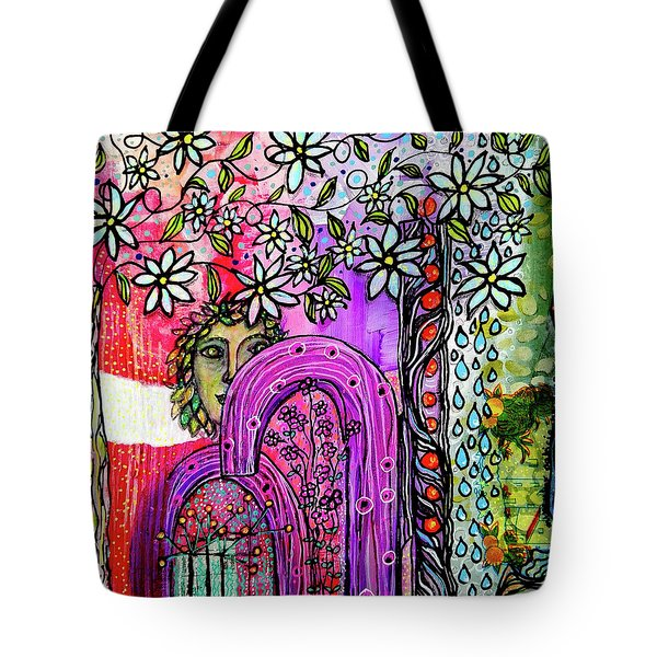 Something About Spring Tote Bag