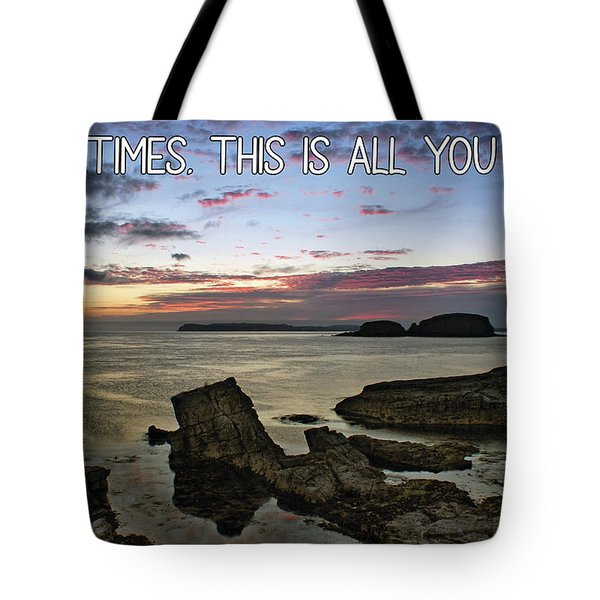 Tote Bag featuring the photograph Sometimes, This Is All You Need by Colin Clarke
