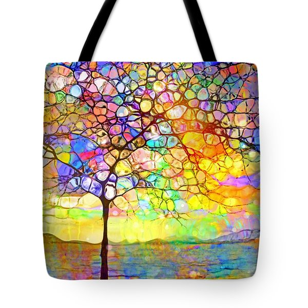Sometimes We All Need A Little Colour Tote Bag