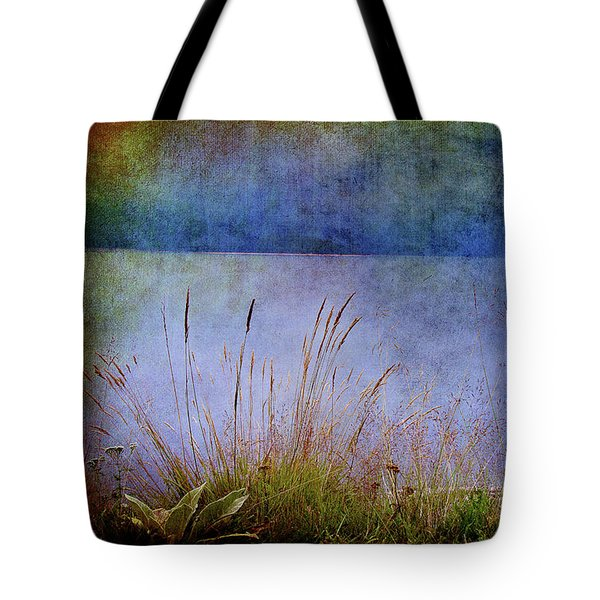 Tote Bag featuring the photograph Somewhere Far Away by Milena Ilieva