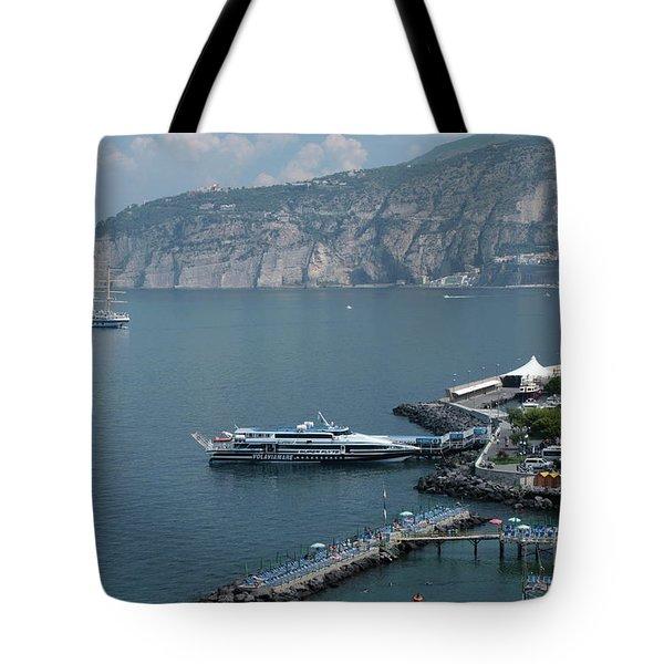 Sorrento Port Tote Bag