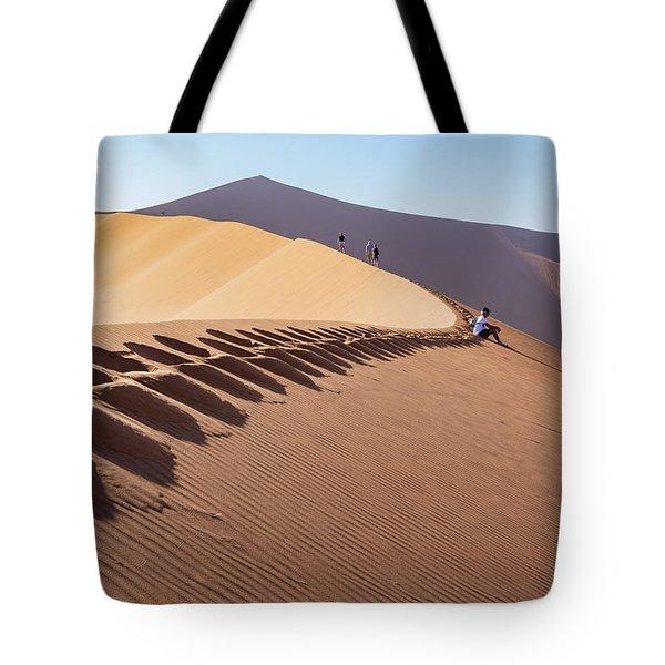 Sossusvlei Desert Tote Bag