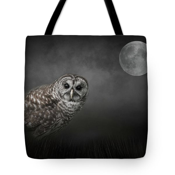 Soul Of The Moon Tote Bag