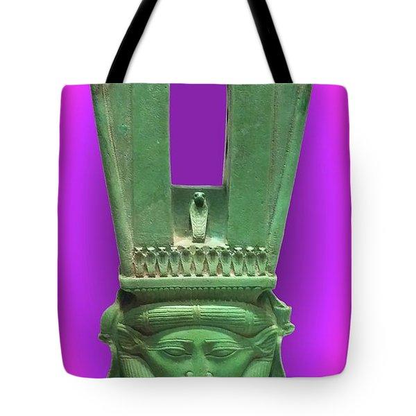 Sound Machine Of The Goddess Tote Bag