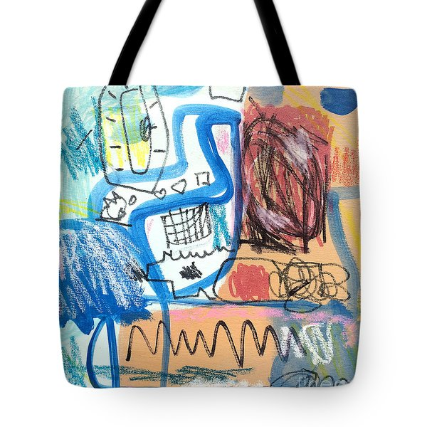 Sourire Tote Bag