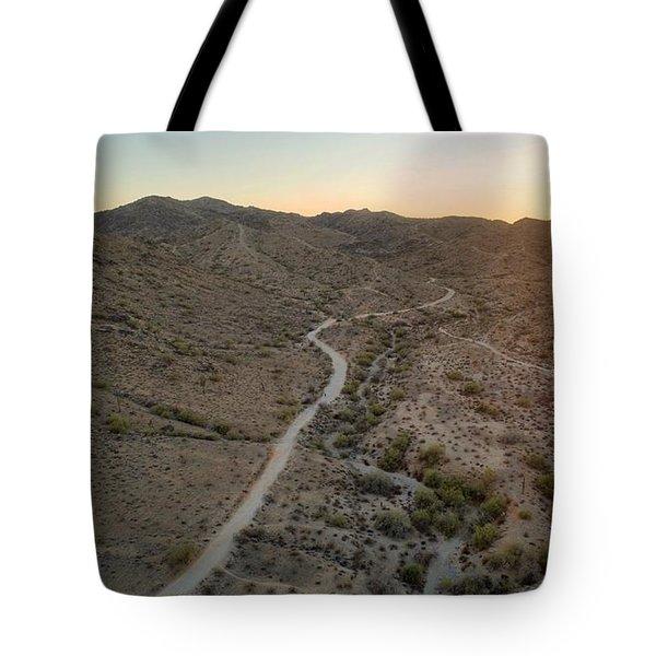 South Mountain Canyon Tote Bag