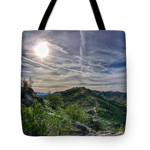 South Mountain Depth Tote Bag