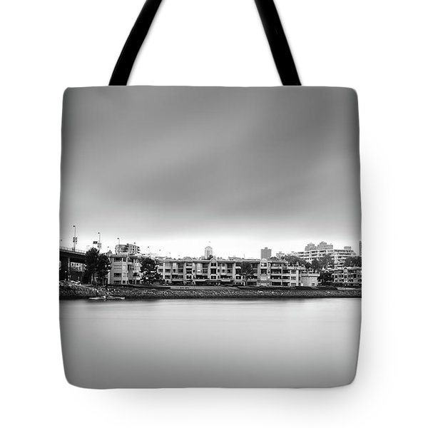 Venice Court, Vancouver Bc, Canada Tote Bag
