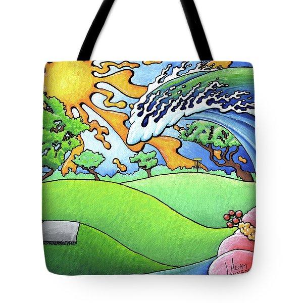 South Texas Disc Golf Tote Bag