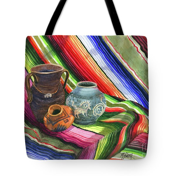 Southwest Still Life Tote Bag