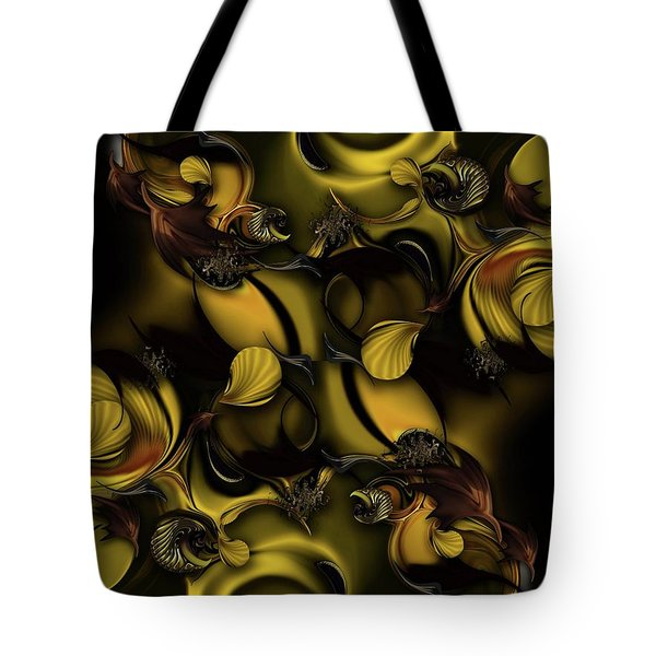Space Of Life Tote Bag