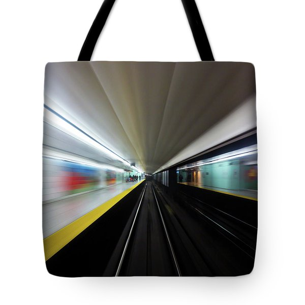 Speed 2 Tote Bag