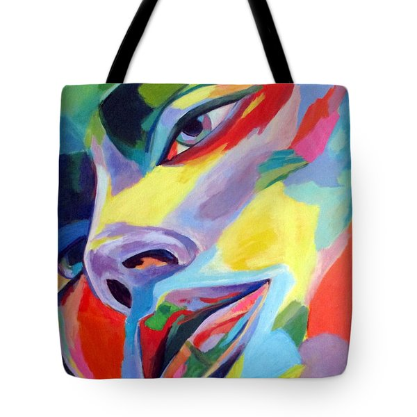 Spellbound Heart Tote Bag