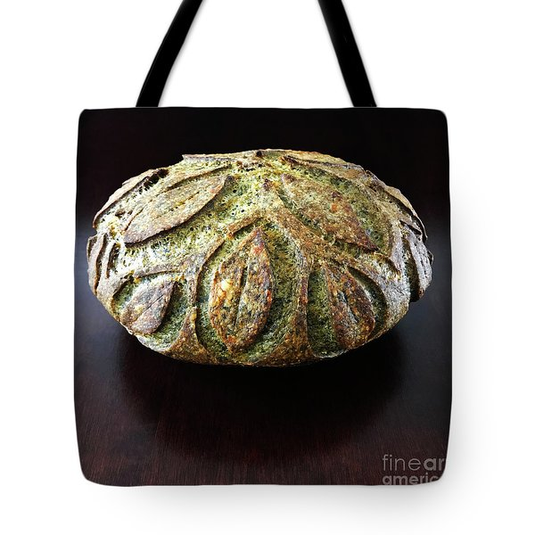 Spicy Spinach Sourdough 2 Tote Bag