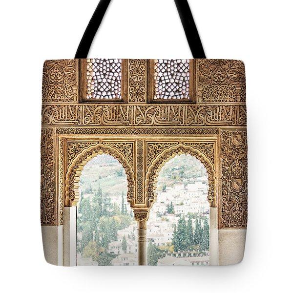 Spirit Of Time Tote Bag