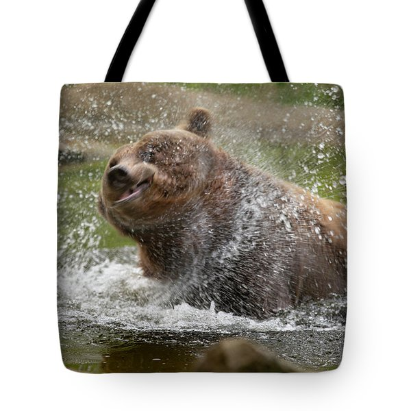 Splish Splash I'm Taking A Bath Tote Bag