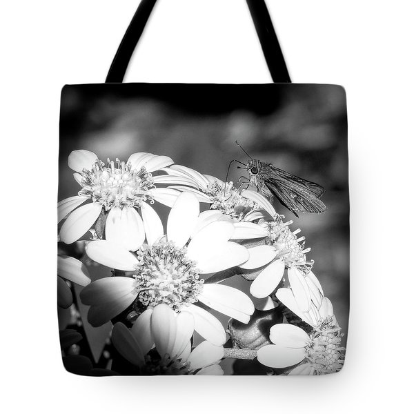 Spotlight To Pollinate Tote Bag