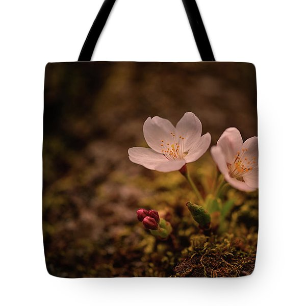 Spring Arrival In Seattle Tote Bag