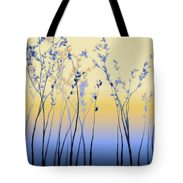 Spring Aspen Tote Bag