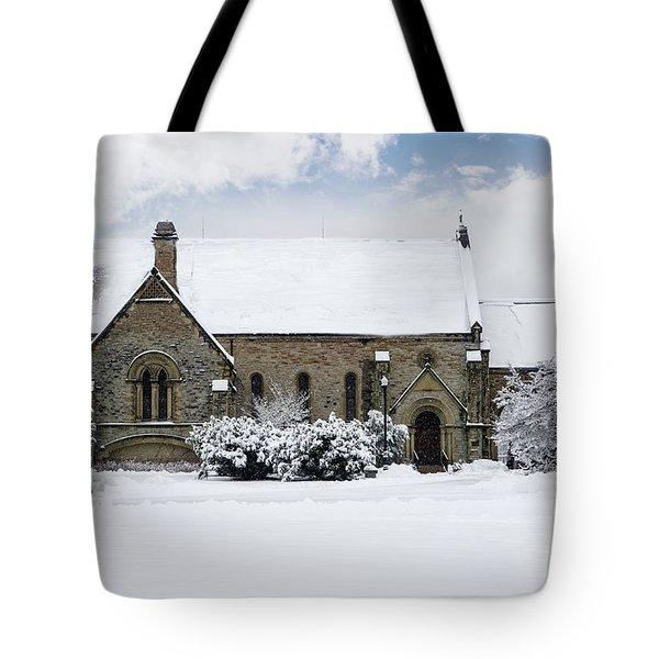 Spring Grove Chapel Tote Bag