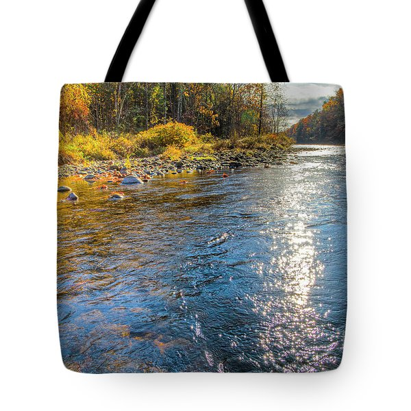 Spring Hole Tote Bag