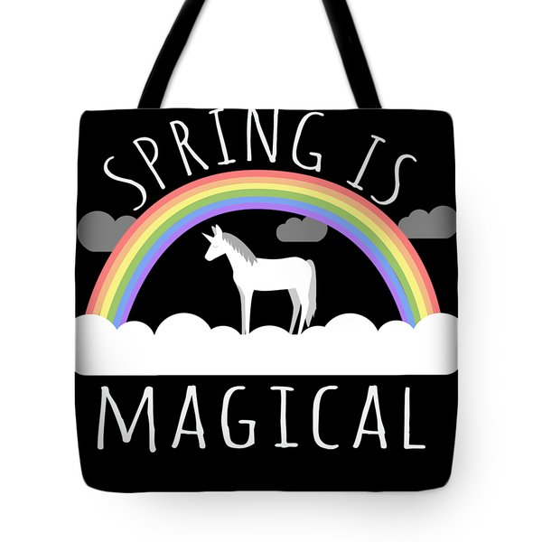 Spring Is Magical Tote Bag