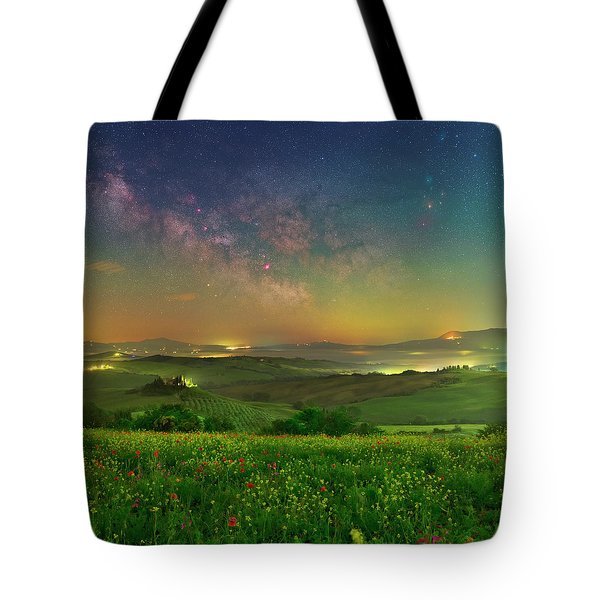 Spring Memories Tote Bag