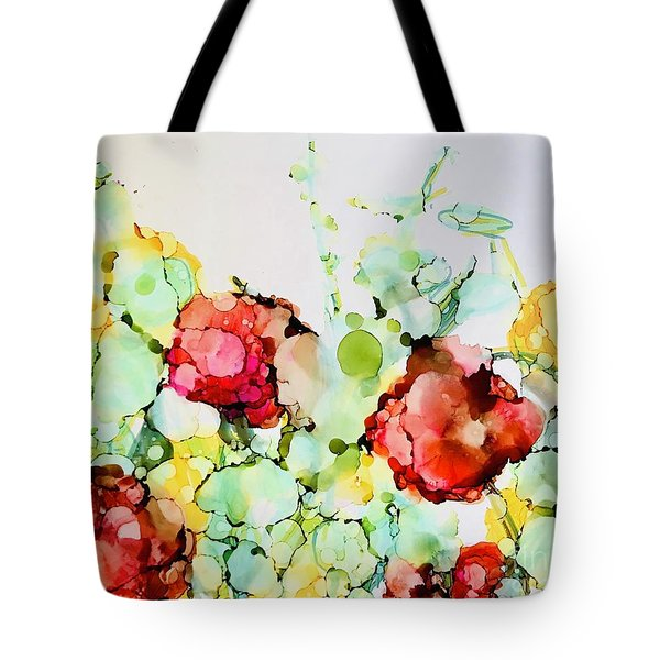 Spring To Summer Tote Bag