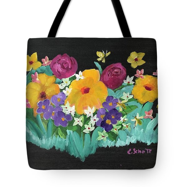 Spring Wishes Tote Bag