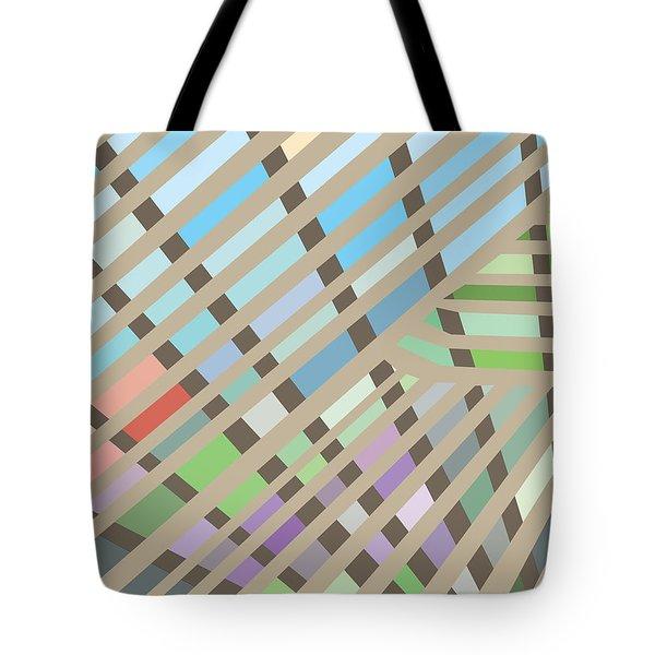 Springpanel Tote Bag