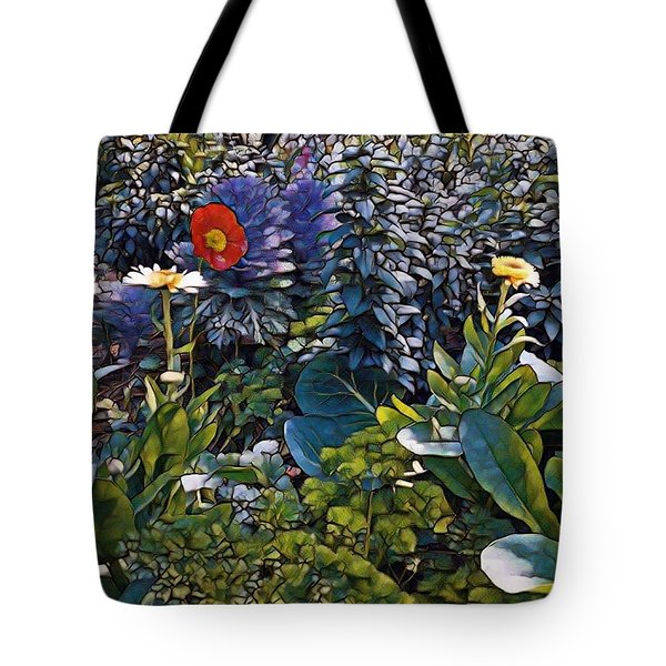 Sprint Into Spring Tote Bag