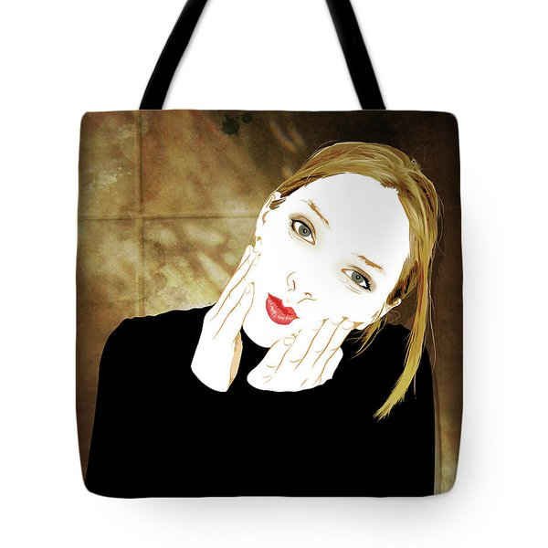 Squishyface Tote Bag