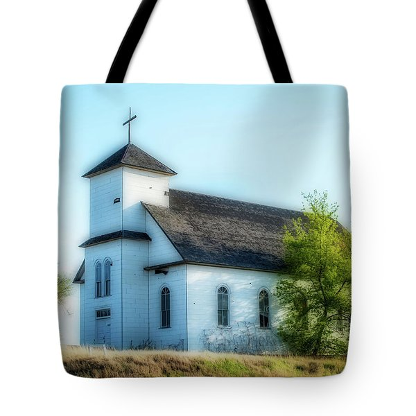St. Agnes. Church Tote Bag