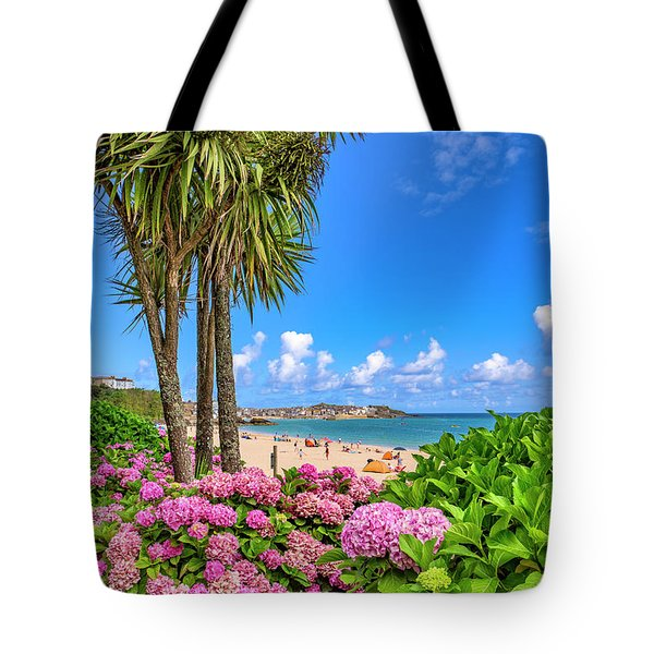 St Ives Cornwall - Summer Time Tote Bag