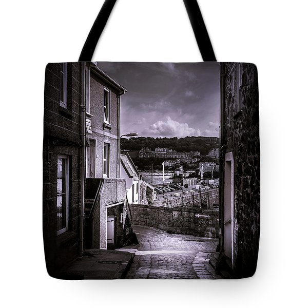 St Ives Street Tote Bag