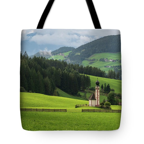 St Johann From The East Tote Bag