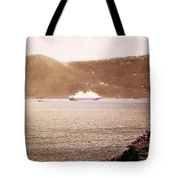 St. John Anchorage Tote Bag