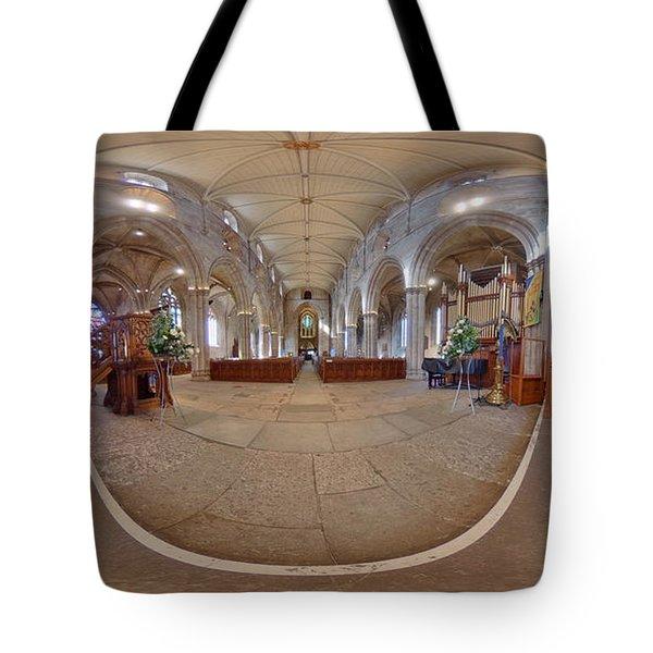 St Michael's Parish Church Of Scotland Tote Bag