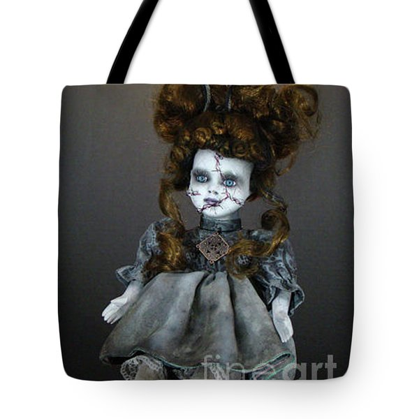Stacey Stitches Tote Bag