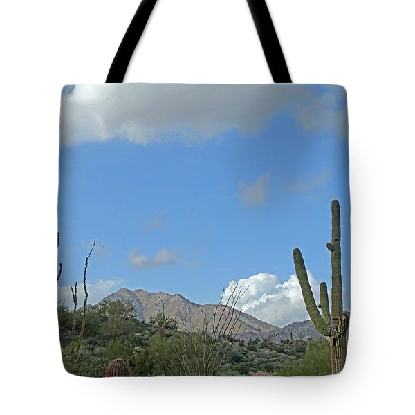 Tote Bag featuring the photograph Staged Beauty  by Lynda Lehmann