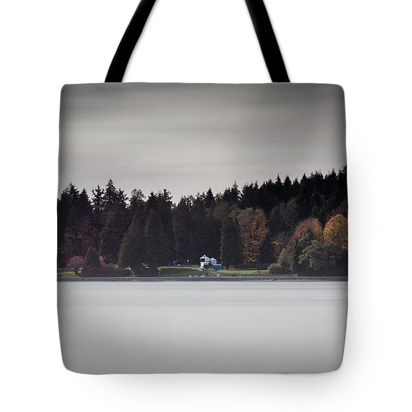 Stanley Park Vancouver Tote Bag