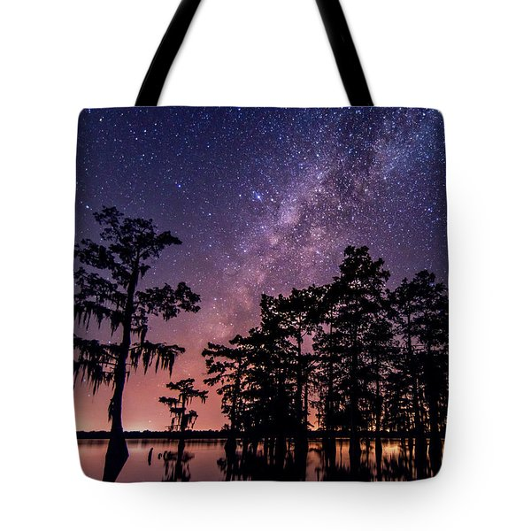 Tote Bag featuring the photograph Star Bright by Andy Crawford
