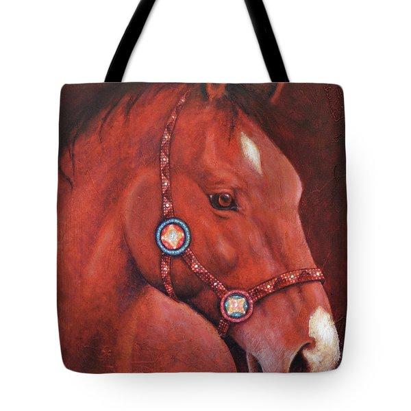 Star Dancer Tote Bag